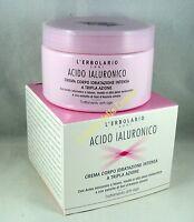 ERBOLARIO Acido Ialuronico Crema corpo idratazione intensa 200ml anti age
