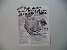advertising Pubblicità 1978 SIMAC CAUDANO