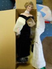 "NIB- Ashton Drake Doll-PRINCESS DIANA ""Princess of Wales""  ...20""...........SALE"