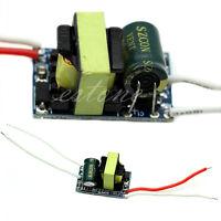 5PCS 4-5x1 W Watt High Power LED Light lamp Driver Power Supply 85-265V 300ma