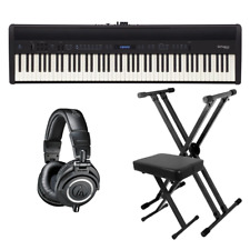 ROLAND FP-60 DIGITAL PIANO - BLACK KEY ESSENTIALS BUNDLE