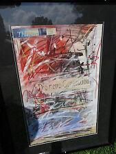 Andras Markos Mixed Media Collage 1991