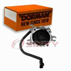 Dorman Secondary Air Injection Pump for 2000-2002 Workhorse FasTrack FT1460 ft