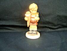 Goebel Hummel figurine Little Scholar boy with giant ice cream