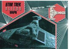 Star Trek Aliens Chase Alien Ships S03 Klingon Vor'cha