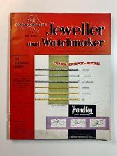 Vintage Catalogue - Australia Jeweller & Watchmaker 1962