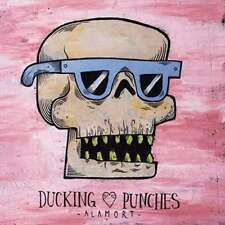 Ducking Punches - Alamort NEW CD