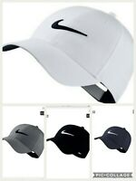 NIKE GOLF LEGACY 91 SWOOSH DRI-FIT HAT CAP Adult Unisex  ADJUSTABLE PROTECTOR