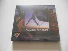 """Allied Nation """"Touch and Go"""" Rare AOR cd AOR-FM 2009 Limited ed. Numbered Sealed"""