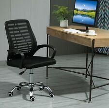 Mesh Office Chair Height Adjustable Desk Computer Swivel Chair C