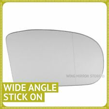 Right side for Mercedes E-Class W211 2002-2006 Wide angle wing mirror glass
