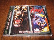 "HIRAX ""The New Age of Terror"" CD dark angel testament"