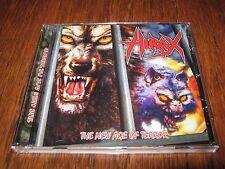 "HIRAX ""The New Age of Terror"" CD dark angel testament"