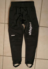 Pantalon gardien foot noir - Taille 8 ans