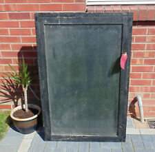 More details for (#316)   old wooden outdoor notice board  with key   (pick up only)
