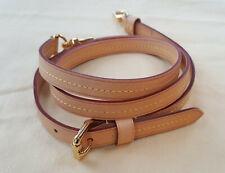 Authentic Louis Vuitton Vachetta Leather Crossbody replacement strap
