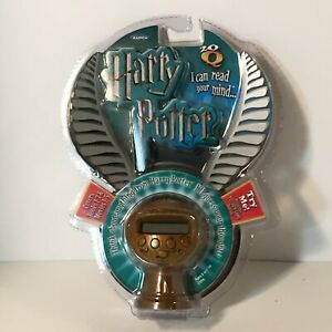 Mattel Harry Potter 20Q 20 Questions I Can Read Your Mind