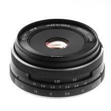 Meike 28mm f2.8 Large Aperture Manual Focus Lens APS-C For FujiFilm X-mount X-T2