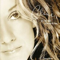 Céline Dion All the way-A decade of songs (compilation, 1999) [CD]