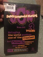 Insane Clown Posse - Juggalo Championsht Wrestling Vol. 3 (DVD, 2003)