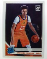 2019-20 Panini Donruss Optic Rated Rookie Cameron Johnson RC #200, Phoenix Suns