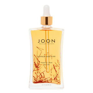 Joon Secrets Hair Elixir Saffron 3.11oz