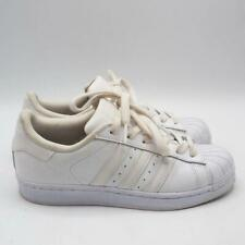 Adidas Superstar Size 4.5 US Youth Originals Retro Leather Shell Shoes