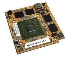 NVIDIA GEFORCE GO7600 256MB 128-BIT MXM II LAPTOP GRAPHICS VIDEO CARD 5188-7147
