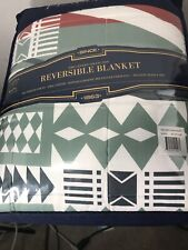 "Pendleton Fire Legend Collection King Reversible Blanket - 107"" x 98"""