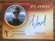 The Flash Season 2 Autograph AS2 Adam Stafford as Geomancer