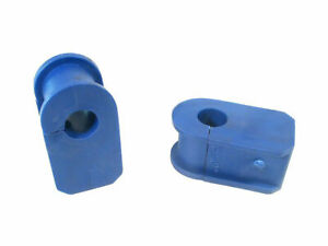 For 1990 Ford Bronco II Sway Bar Bushing Kit Front To Frame 37195JY