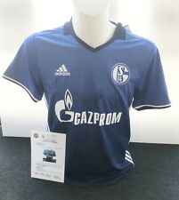 FC Schalke 04 Trikot 2016/2017, Teamsigniert, S04, gr. M