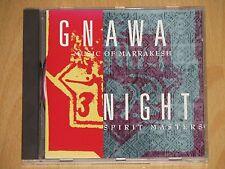 Gnawa Music Of Marrakesh - Night Spirit Masters  Bill Laswell & Richard Horowitz