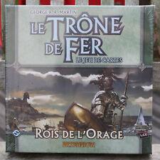 MARTIN LE TRONE DE FER EXTENSION ROIS DE L'ORAGE NEUF SOUS BLISTER