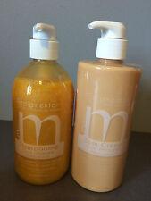 Shampooing 500 ml +soin repigmentant Mulato Ocre d'havane 500 ml