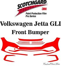 3M Scotchgard Paint Protection Film Pro Series 2019 2020 Volkswagen Jetta GLI