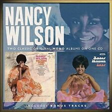 NANCY WILSON - WELCOME TO MY LIFE/EASY   CD NEW+