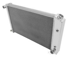 1970-1981 Pontiac Firebird / Trans Am 4 Row Aluminum CHAMPION Radiator