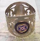 Rare Original Old RMMV Athlone Castle Union castle Line Napkin Ring B