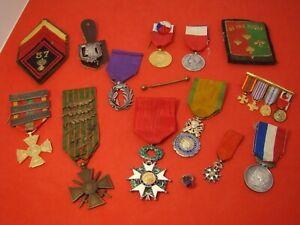 Médailles militaire, Française, 1914/1918