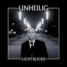 """UNHEILIG Lichtblicke - CD (Touredition / """"Lichter Der Stadt"""" Tour 2012) Limited"""