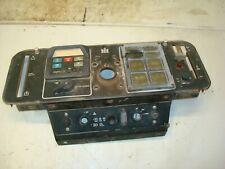 1979 International Ih 1486 Tractor Dash Instrument Panel