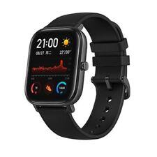 Amazfit GTS Smartwatch Obsidian Black, Sportuhr, Aktivitätstracker, Android