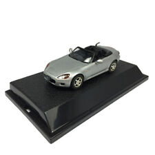 Honda S2000 Convertible 1:43 Scale Model Car Collectible Diecast Vehicle Silver