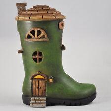 Fairy Garden UK Wellington Boot House Mystical Garden Indoor Elf Pixie 39222