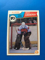 Rookie 1983-84 #268 O-Pee-Chee Hockey Card Philadelphia Flyer OPC