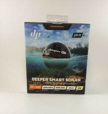 Deeper PRO+ Plus Smart Sonar - GPS Portable Wireless Fish Finder - Android & IOS