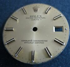ROLEX   DATE  DIAL gold color  FOR cal 3035