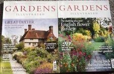 June Illustrated Gardening Magazines