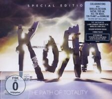 Korn - The Path Of Totality (cd+dvd) NEW CD